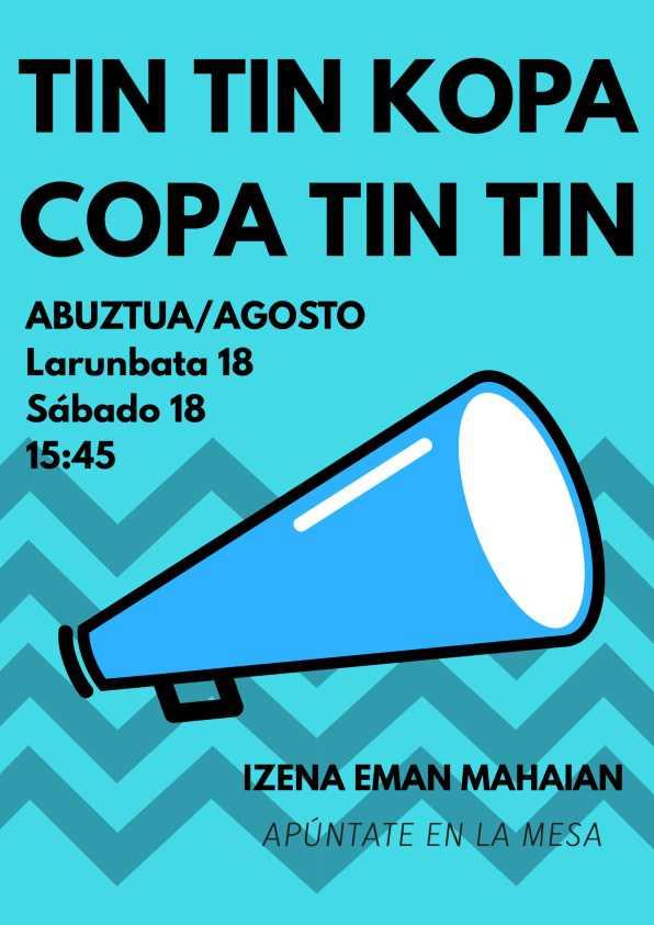 Copa Tin Tin Zurriola, gran fiesta de la natación. - Konporta