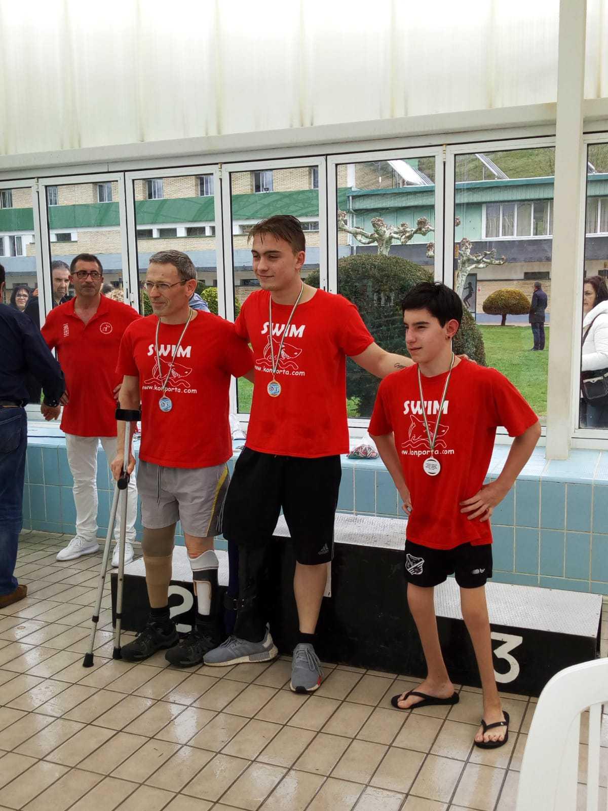 Konporta K.E. Participa en el Campeonato de EH en Pamplona. - Konporta