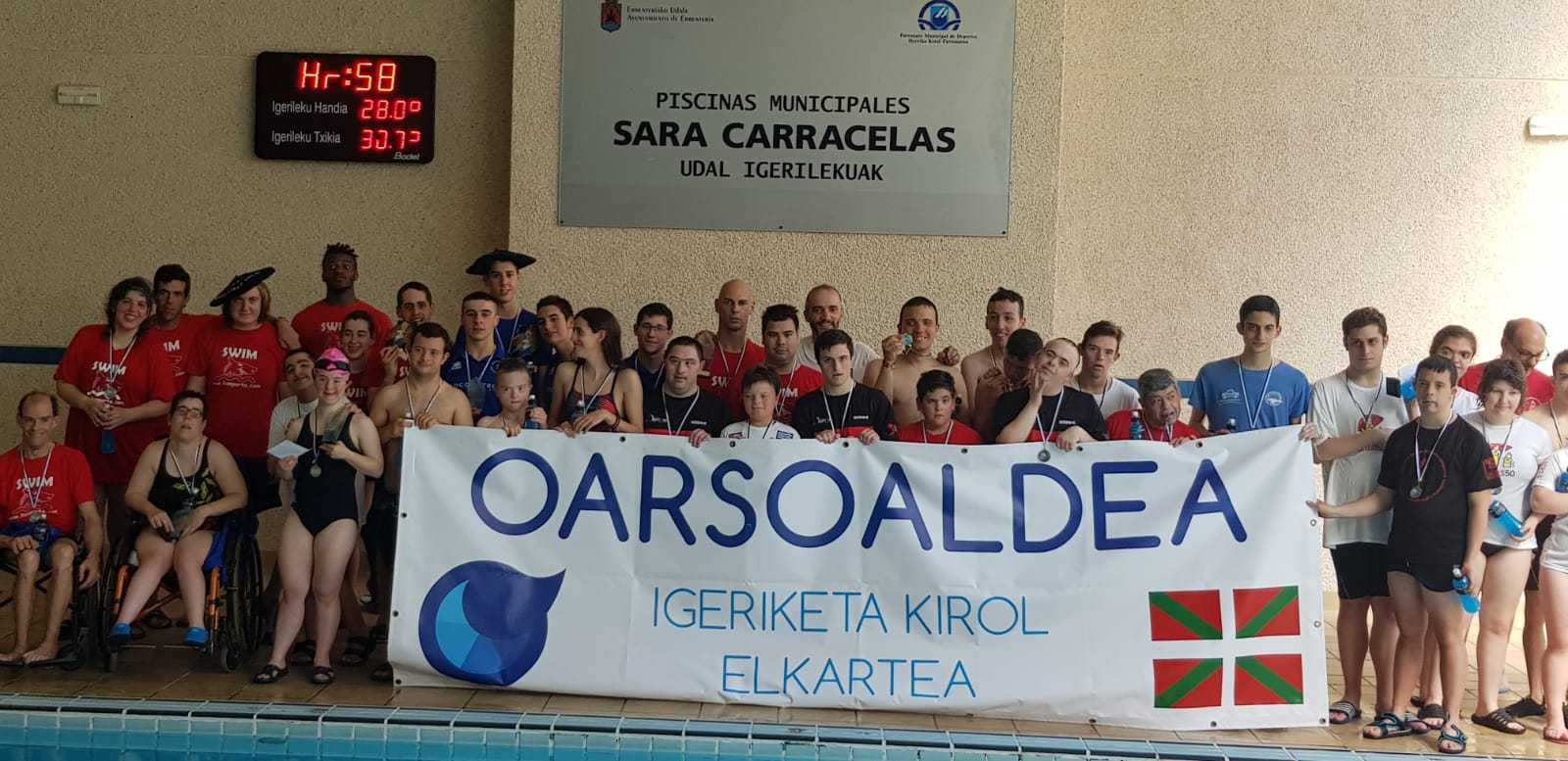 Konporta gana por equipos el XI trofeo Sara Carracelas - Konporta
