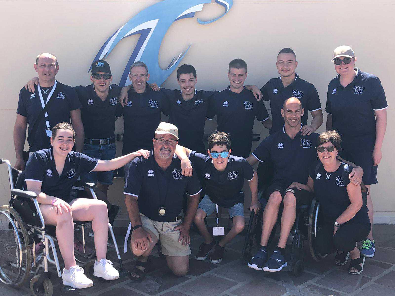 Konporta logra el 6º puesto en el Estatal de Tenerife - Konporta