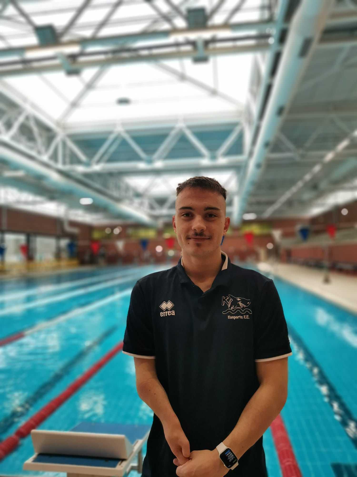 Iñigo Llopis participa en el 6th International Trophy Adapted Swimming - Gran Premi Diputació de Barcelona - Konporta