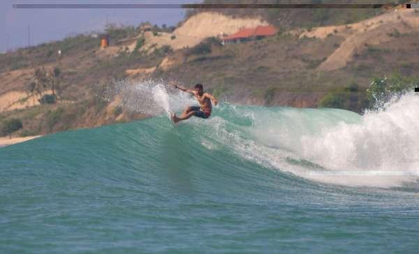 Aitor Garcia - Konporta Surf
